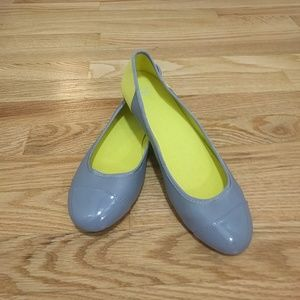 Gap  Gray Ballet Flats
